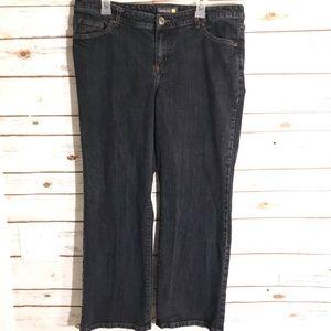 VENEZIA Stretch Bootcut Jeans Denim Women's Sz 4P